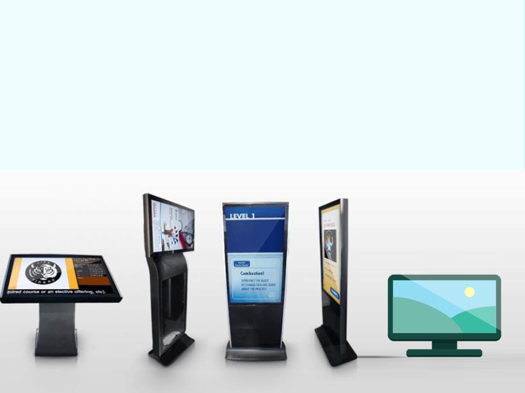 Sản phẩm ứng dụng Digital Signage