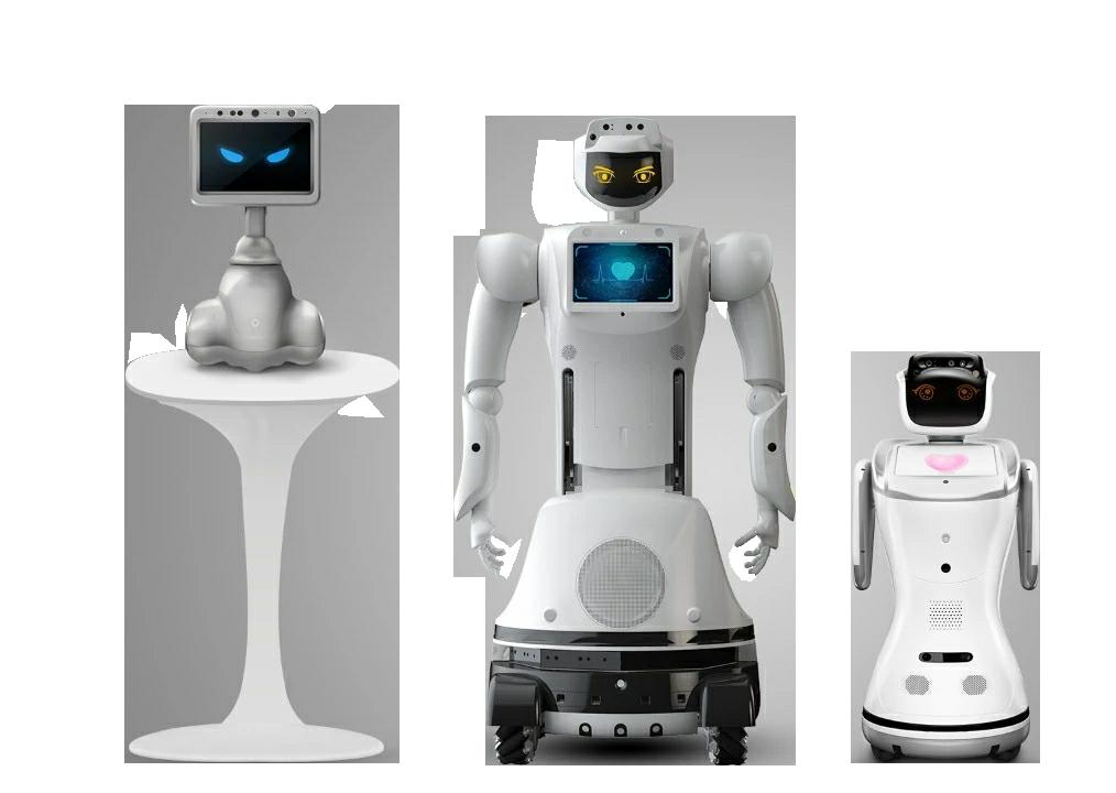 Robot trong trường học